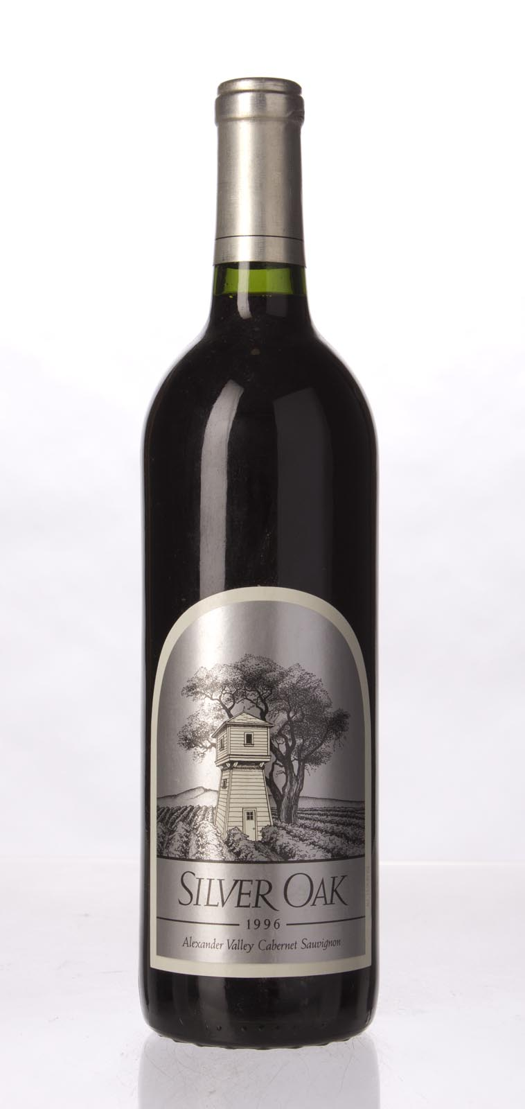 Silver Oak Cabernet Sauvignon Alexander Valley 1996, 750mL (WA92) from The BPW - Merchants of rare and fine wines.