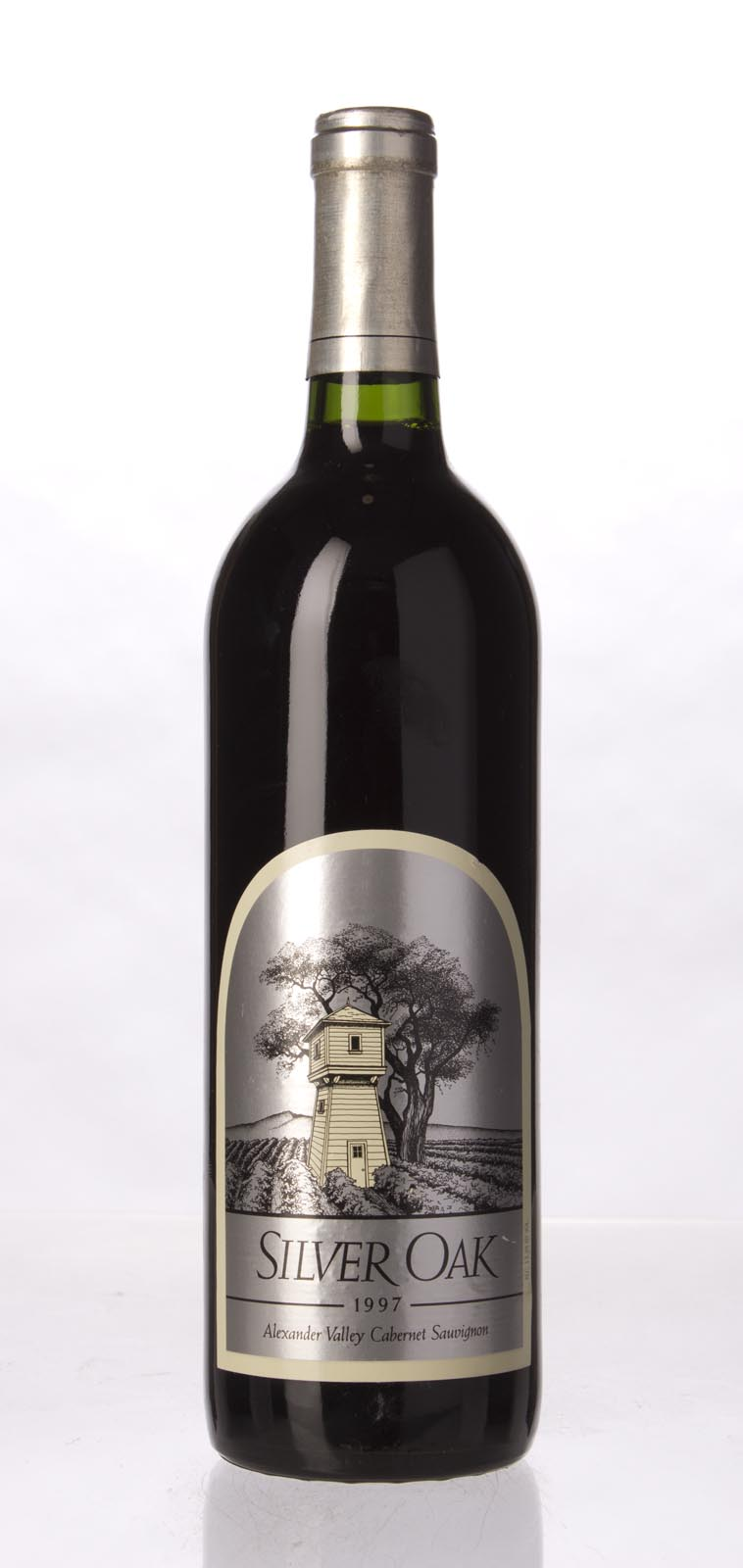 Silver Oak Cabernet Sauvignon Alexander Valley 1997, 750mL (WA89) from The BPW - Merchants of rare and fine wines.