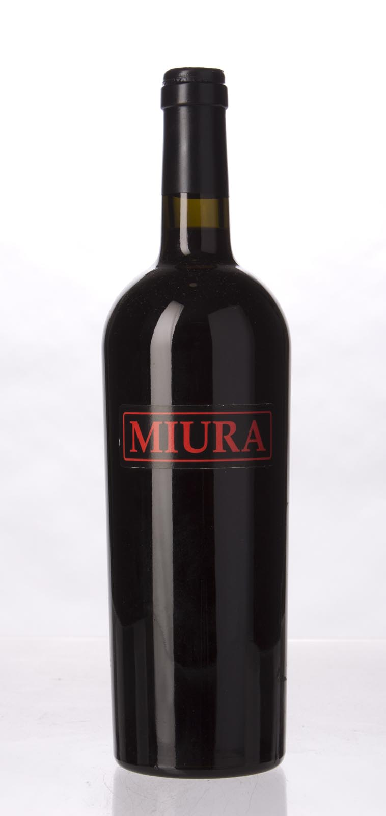 Miura Vineyards Cabernet Sauvignon Napa Valley 1995, 750mL () from The BPW - Merchants of rare and fine wines.