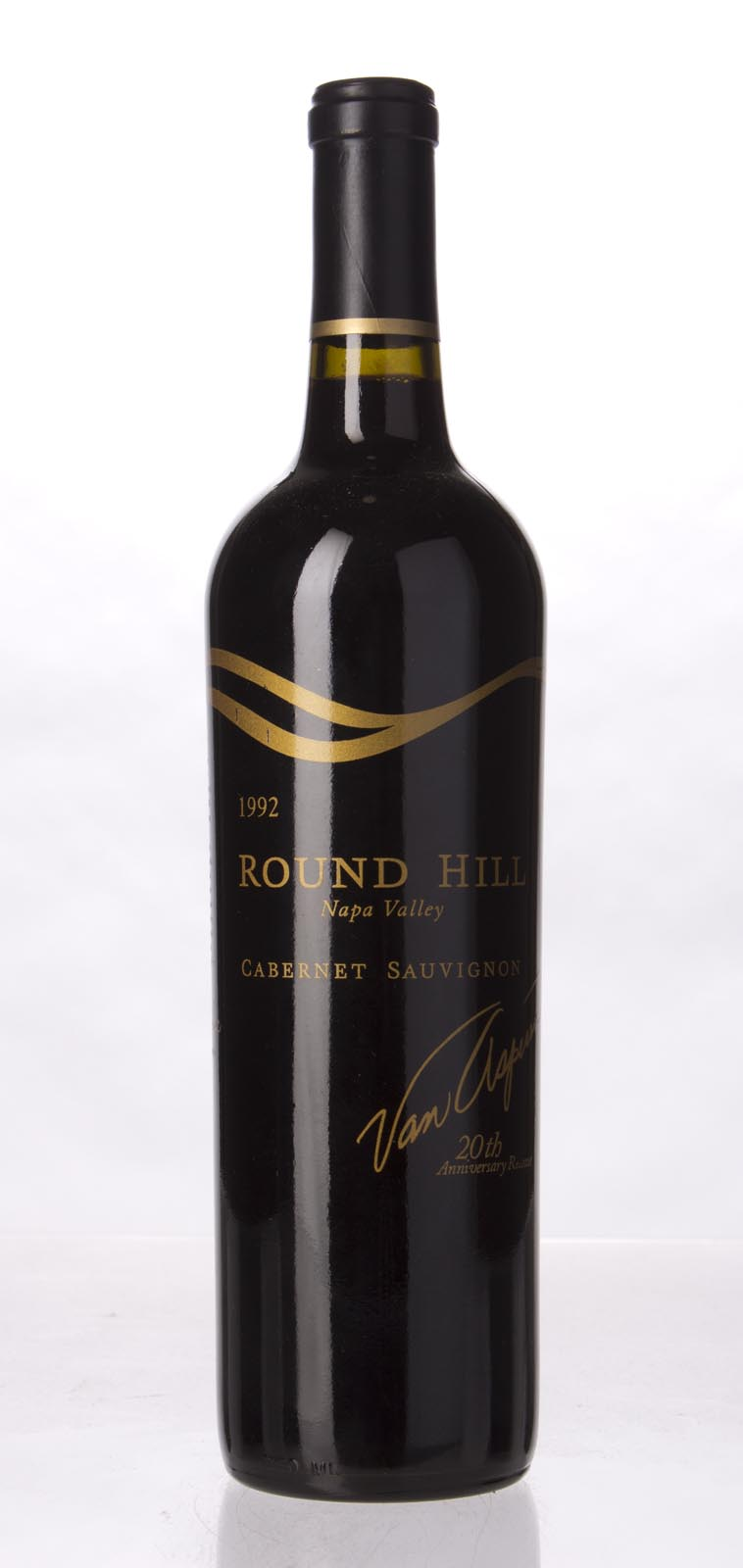 Round Hill Cabernet Sauvignon Van Asperen Reserve 1992,  () from The BPW - Merchants of rare and fine wines.