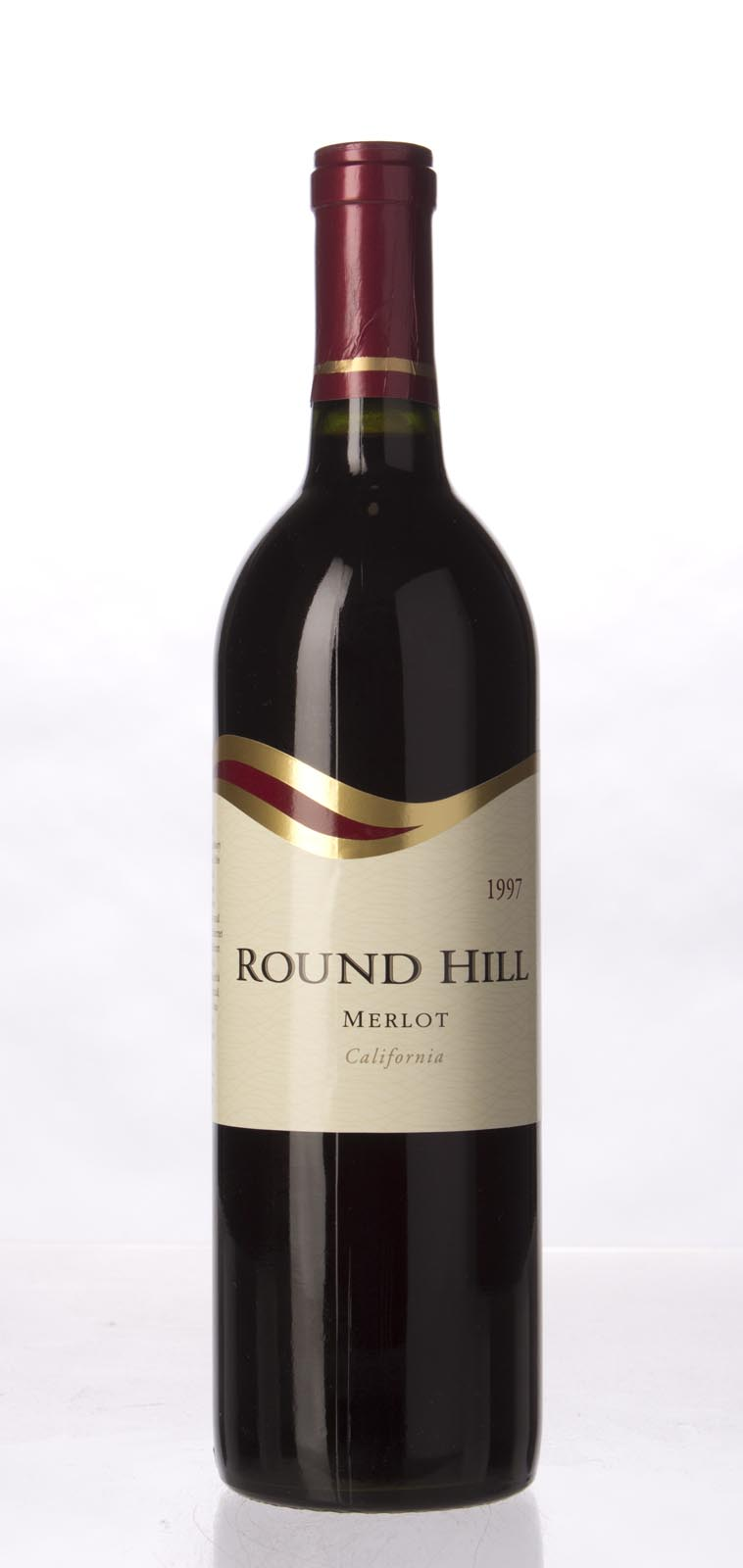 Round Hill Merlot Napa Valley 1997, 750mL () from The BPW - Merchants of rare and fine wines.