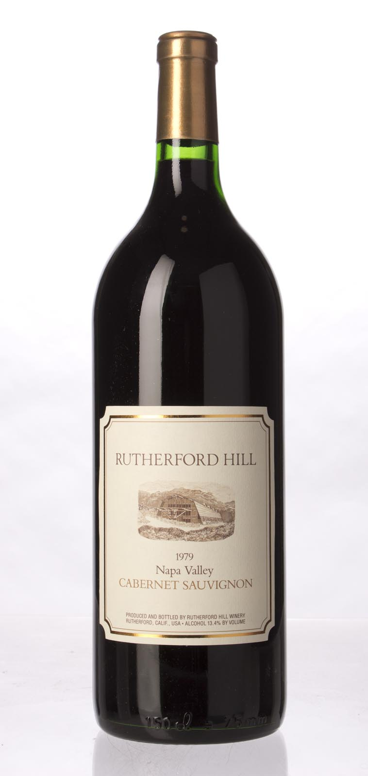 Rutherford Hill Cabernet Sauvignon Napa Valley 1979, 1.5L () from The BPW - Merchants of rare and fine wines.
