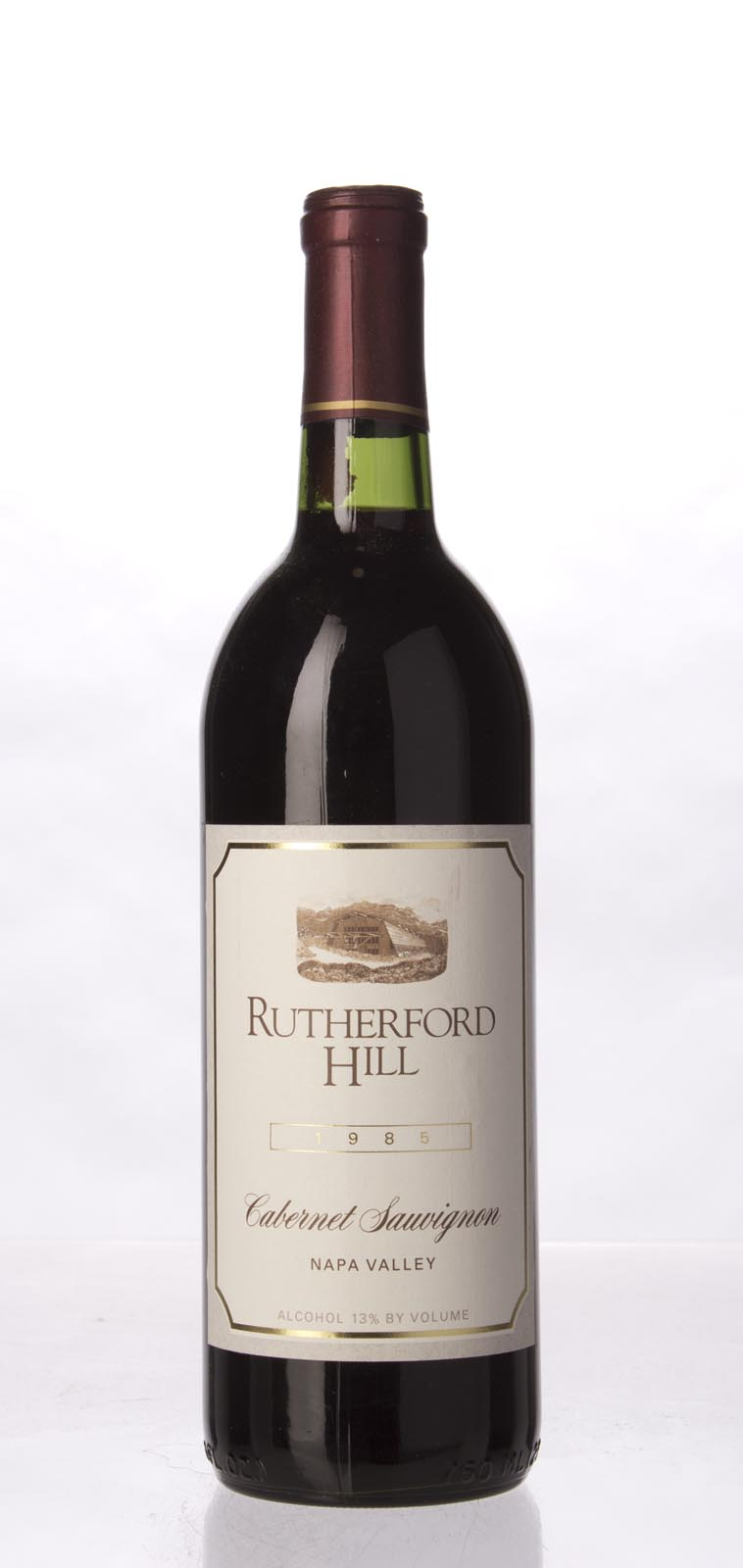 Rutherford Hill Cabernet Sauvignon Napa Valley 1985, 750mL () from The BPW - Merchants of rare and fine wines.