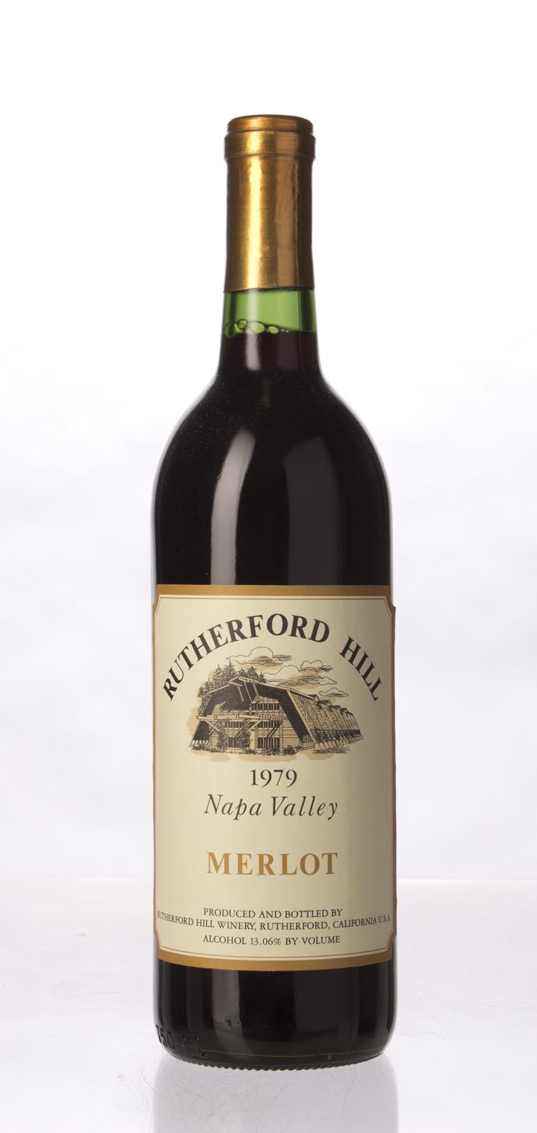 Rutherford Hill Merlot 1979, 750mL () from The BPW - Merchants of rare and fine wines.