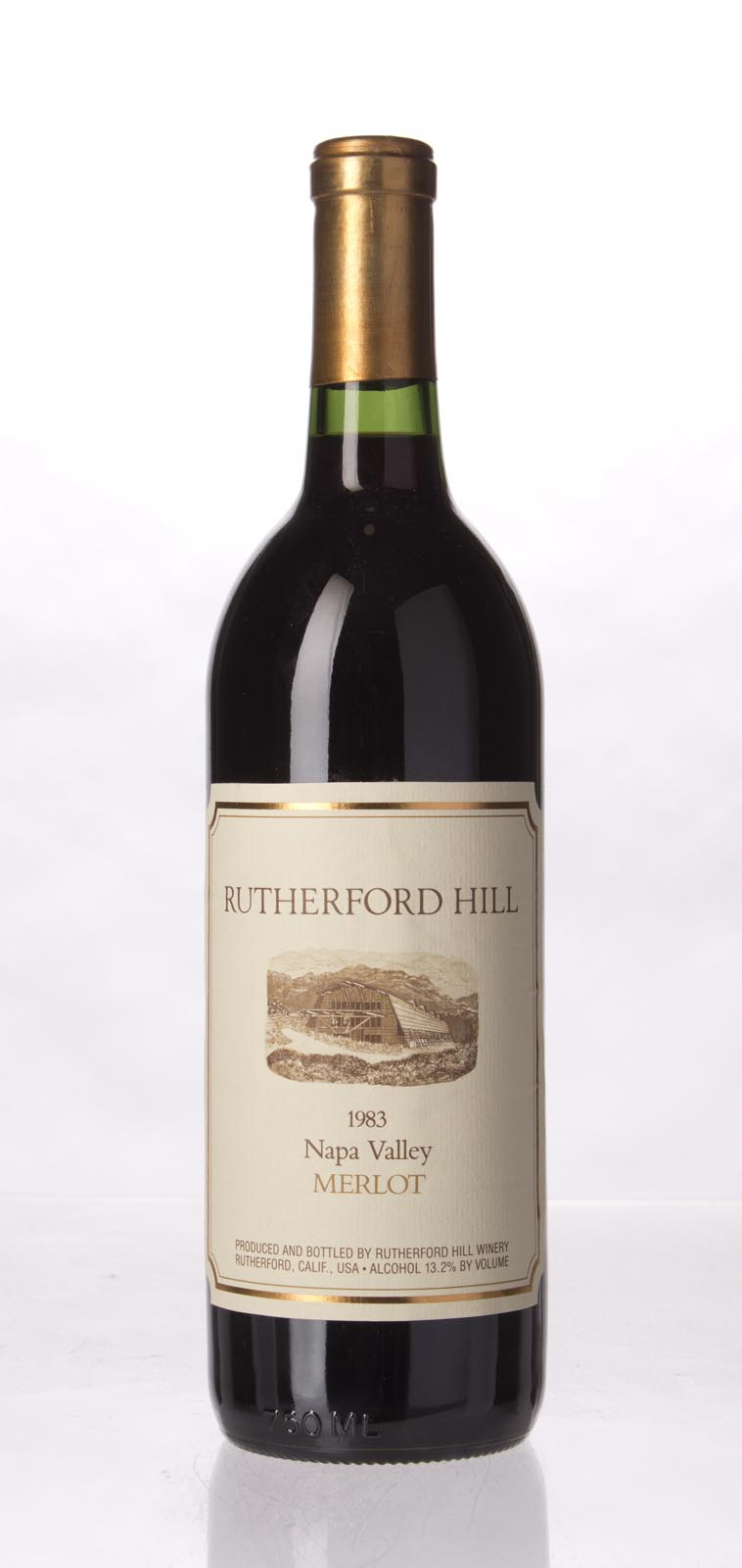 Rutherford Hill Merlot 1983, 750mL () from The BPW - Merchants of rare and fine wines.