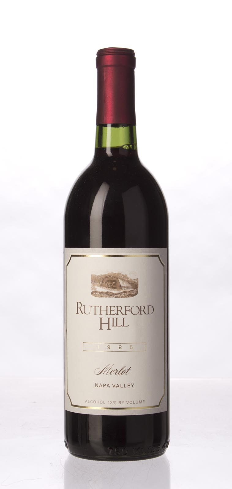 Rutherford Hill Merlot 1985, 750mL (WS92) from The BPW - Merchants of rare and fine wines.