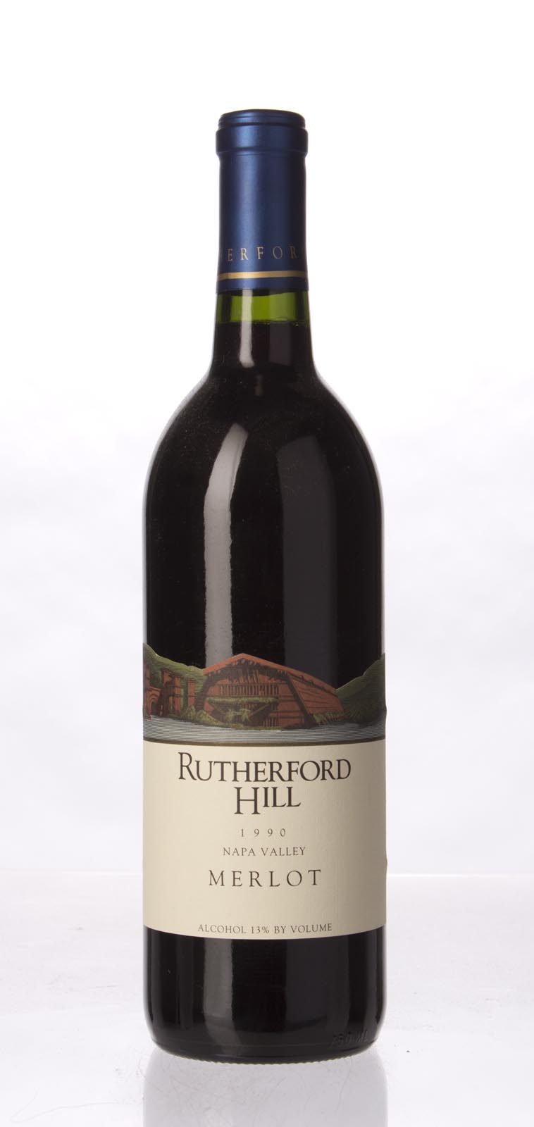Rutherford Hill Merlot 1990, 750mL () from The BPW - Merchants of rare and fine wines.