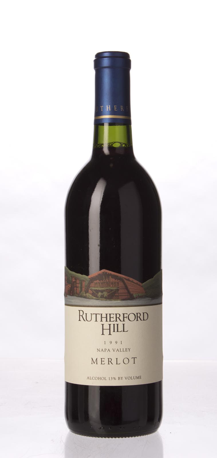 Rutherford Hill Merlot 1991, 750mL () from The BPW - Merchants of rare and fine wines.