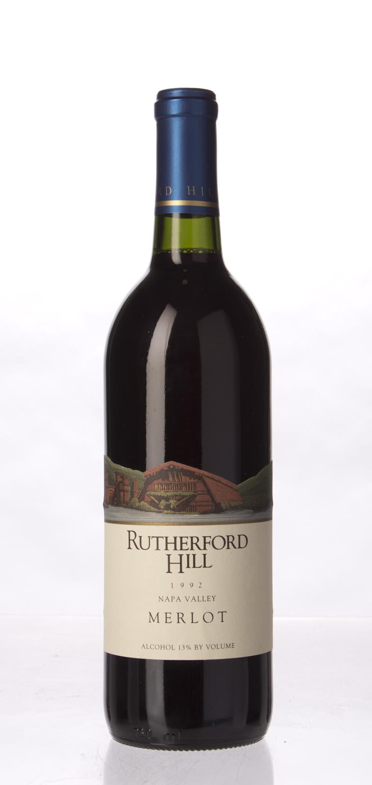 Rutherford Hill Merlot 1992, 750mL () from The BPW - Merchants of rare and fine wines.