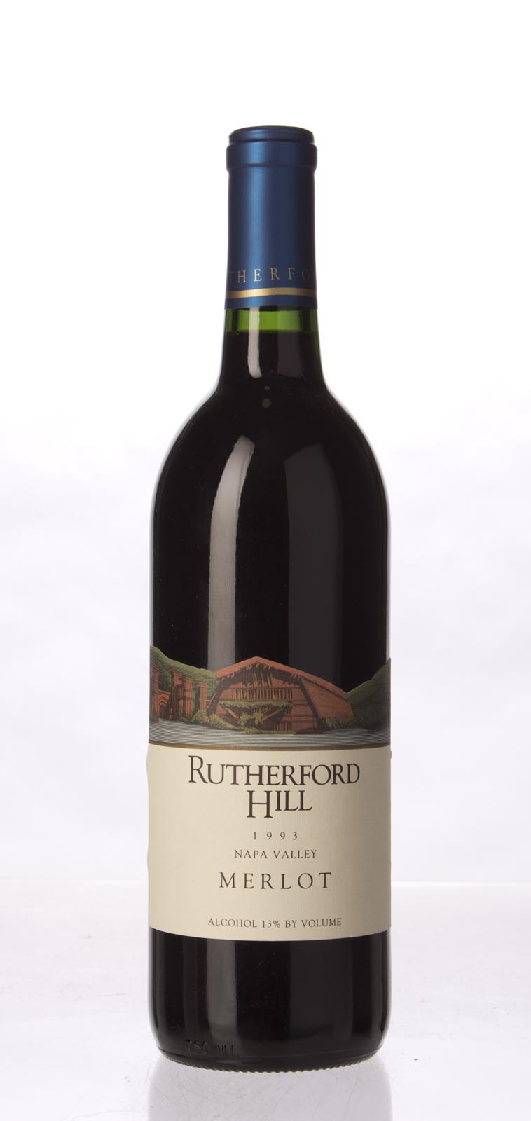 Rutherford Hill Merlot 1993, 750mL () from The BPW - Merchants of rare and fine wines.