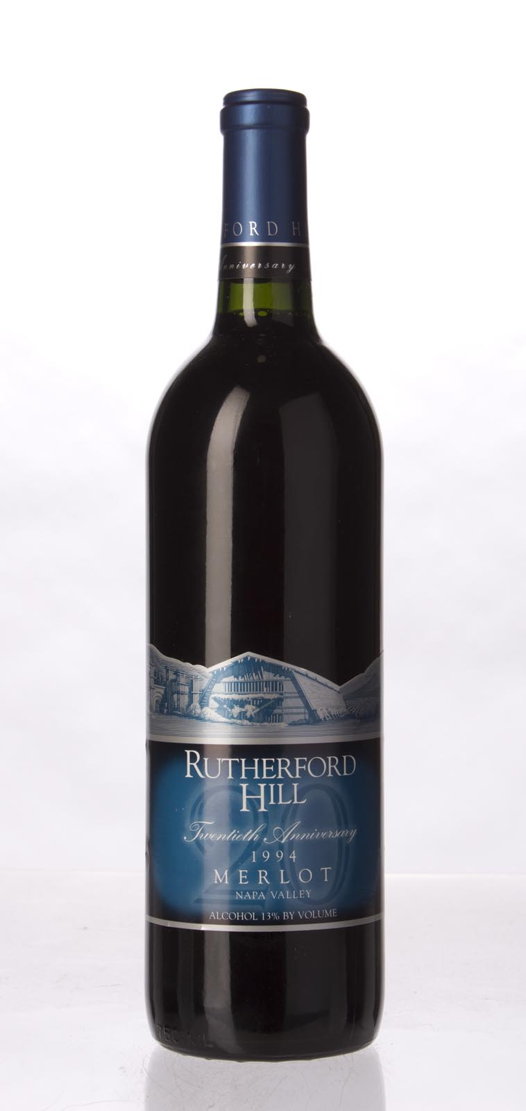 Rutherford Hill Merlot 1994, 750mL () from The BPW - Merchants of rare and fine wines.