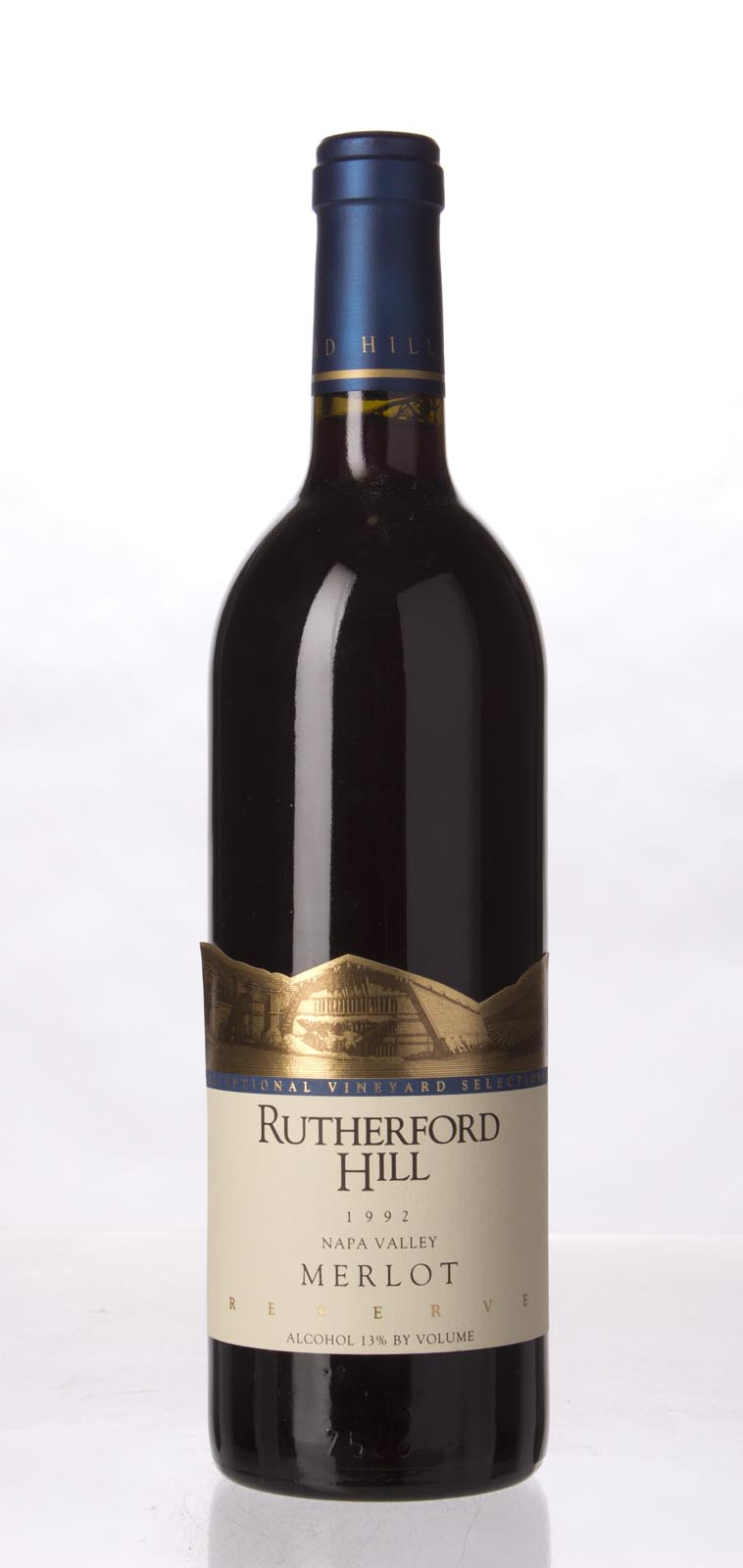 Rutherford Hill Merlot Reserve 1992, 750mL () from The BPW - Merchants of rare and fine wines.