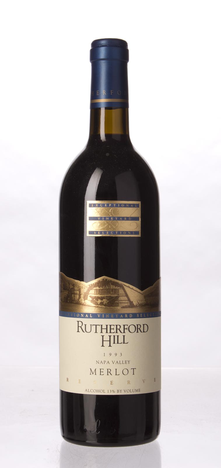 Rutherford Hill Merlot Reserve 1993, 750mL () from The BPW - Merchants of rare and fine wines.