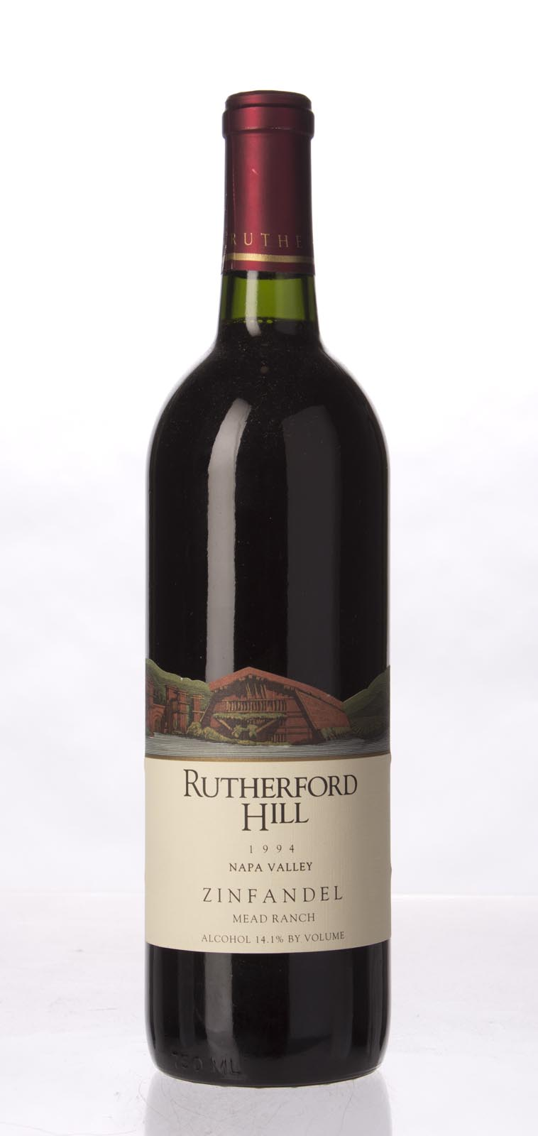 Rutherford Hill Zinfandel Mead Ranch 1994, 750mL () from The BPW - Merchants of rare and fine wines.