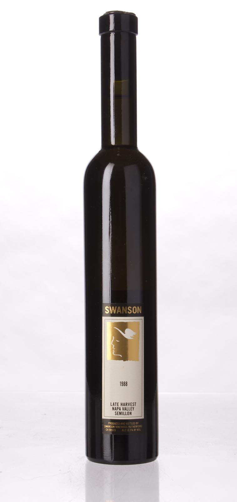 Swanson Semillon Late Harvest 1988, 375mL () from The BPW - Merchants of rare and fine wines.