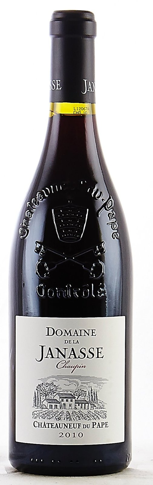 Domaine de la Janasse Chateauneuf du Pape Cuvee Chaupin 2011,  (WA95) from The BPW - Merchants of rare and fine wines.