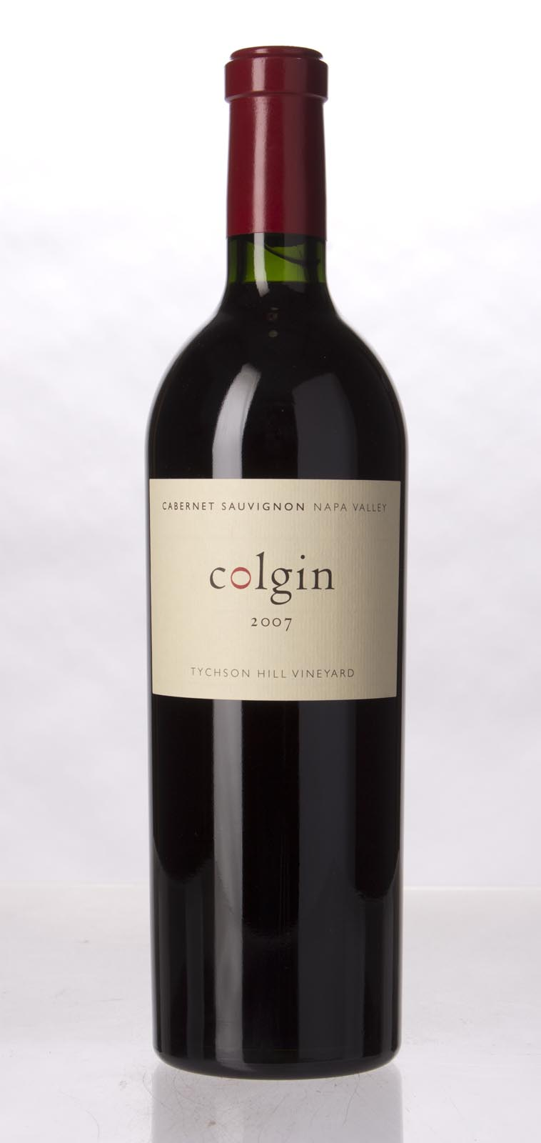 Colgin Cabernet Sauvignon Tychson Hill Vineyard 2007,  (JS97, WA97+, ST95) from The BPW - Merchants of rare and fine wines.
