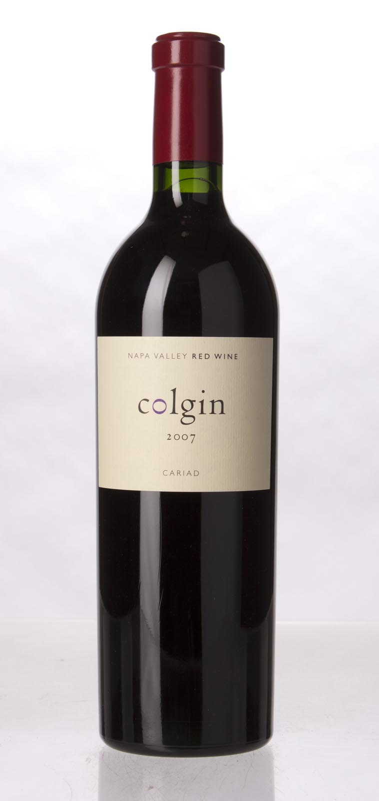 Colgin Proprietary Red Cariad 2007, 750ml (JS100, WA100) from The BPW - Merchants of rare and fine wines.