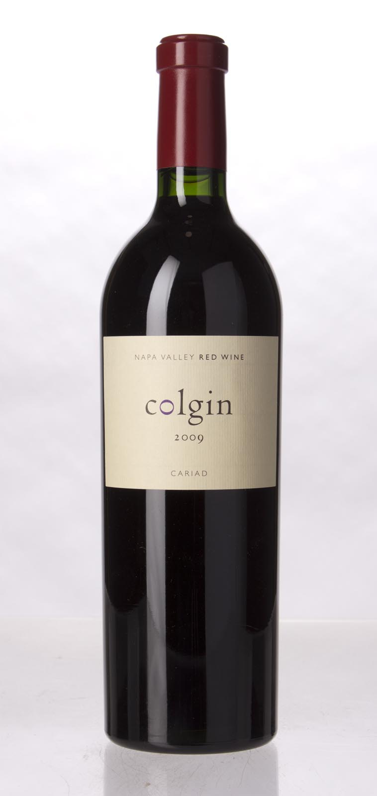 Colgin Proprietary Red Cariad 2009, 750mL (WA97) from The BPW - Merchants of rare and fine wines.