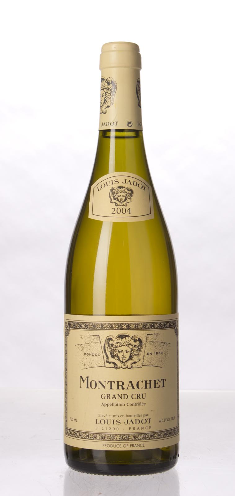 Louis Jadot Le Montrachet 2004, 750mL (BH95) from The BPW - Merchants of rare and fine wines.