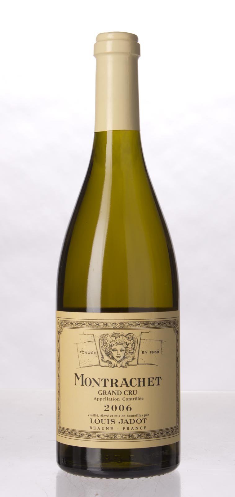 Louis Jadot Le Montrachet 2006, 750mL (BH95, WA94-95) from The BPW - Merchants of rare and fine wines.
