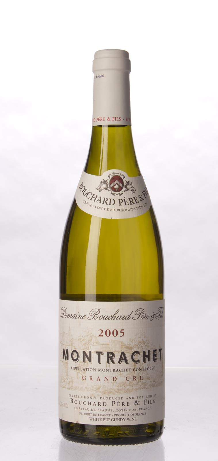 Bouchard Montrachet 2005, 750mL (BH97) from The BPW - Merchants of rare and fine wines.