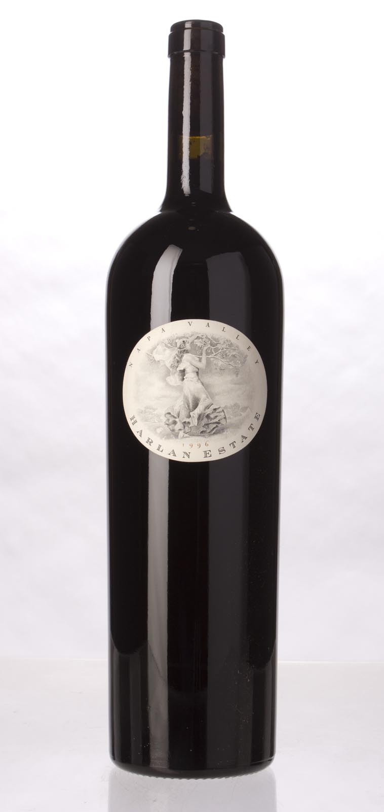 Harlan Estate Proprietary Red 1996, 1.5L (WA98, WS97) from The BPW - Merchants of rare and fine wines.