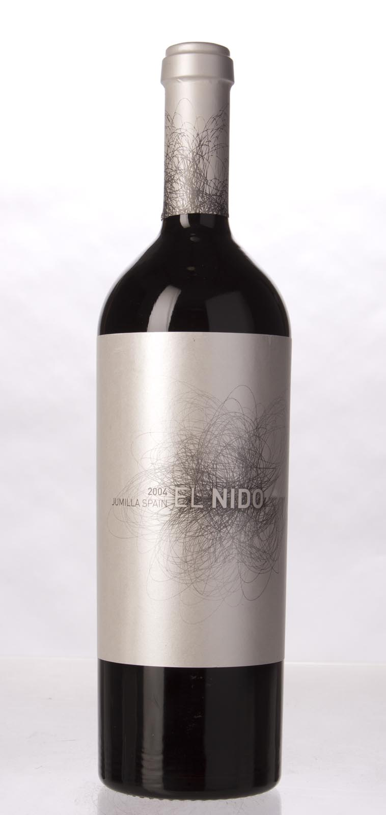 Bodegas El Nido `El Nido` 2004, 750mL (WA99) from The BPW - Merchants of rare and fine wines.