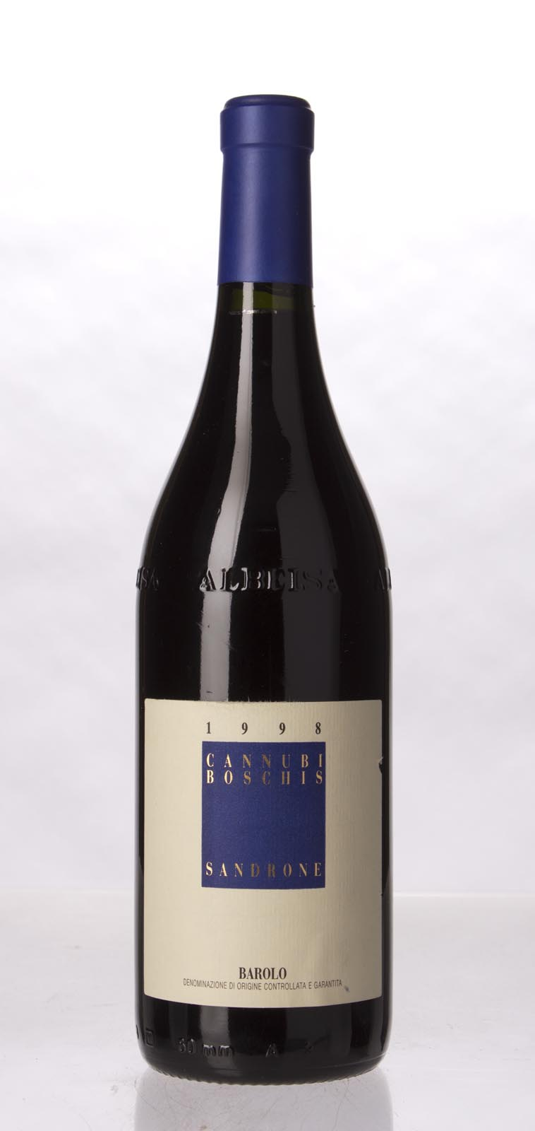Luciano Sandrone Barolo Cannubi Boschis 1998, 750mL (WA94-96, WS95) from The BPW - Merchants of rare and fine wines.