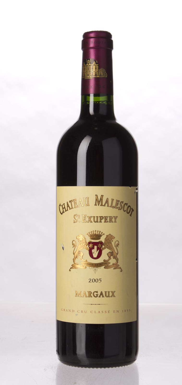 Malescot St. Exupery 2005, 750mL (WA97, WS97) from The BPW - Merchants of rare and fine wines.