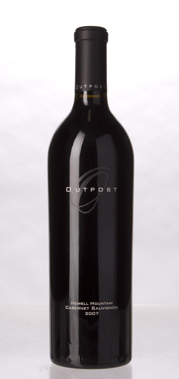 Outpost Cabernet Sauvignon Howell Mountain 2007, 750mL (WA95+) from The BPW - Merchants of rare and fine wines.