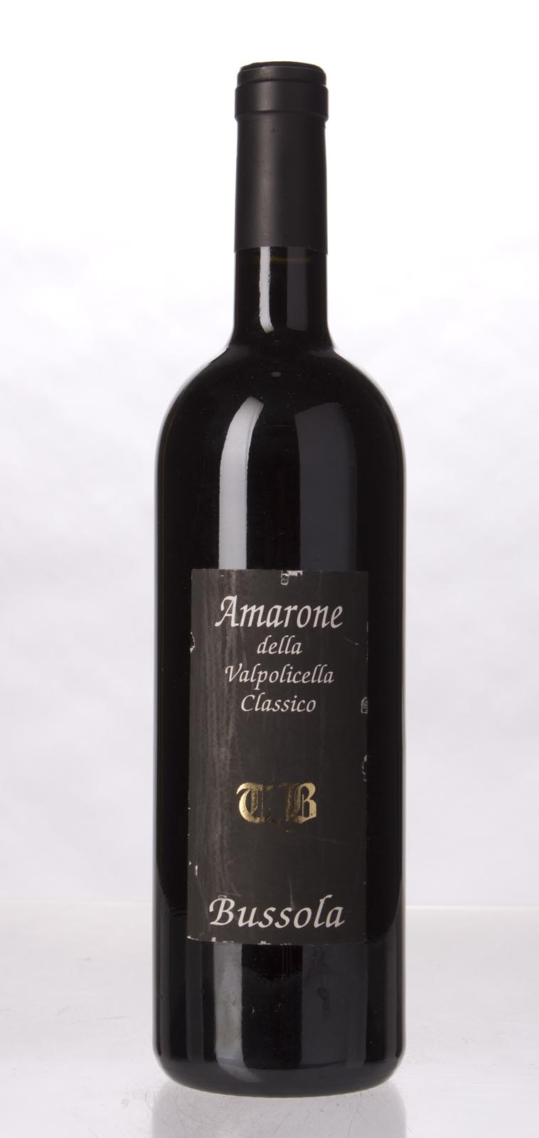 Tommaso Bussola Amarone TB 2001, 750mL (WA94) from The BPW - Merchants of rare and fine wines.