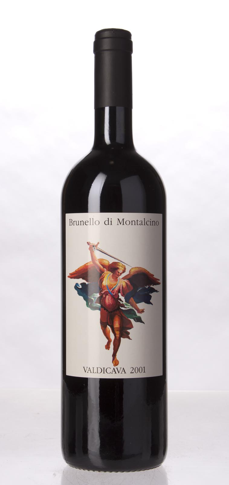 Valdicava Brunello di Montalcino 2001, 750mL (JS98, WS98) from The BPW - Merchants of rare and fine wines.