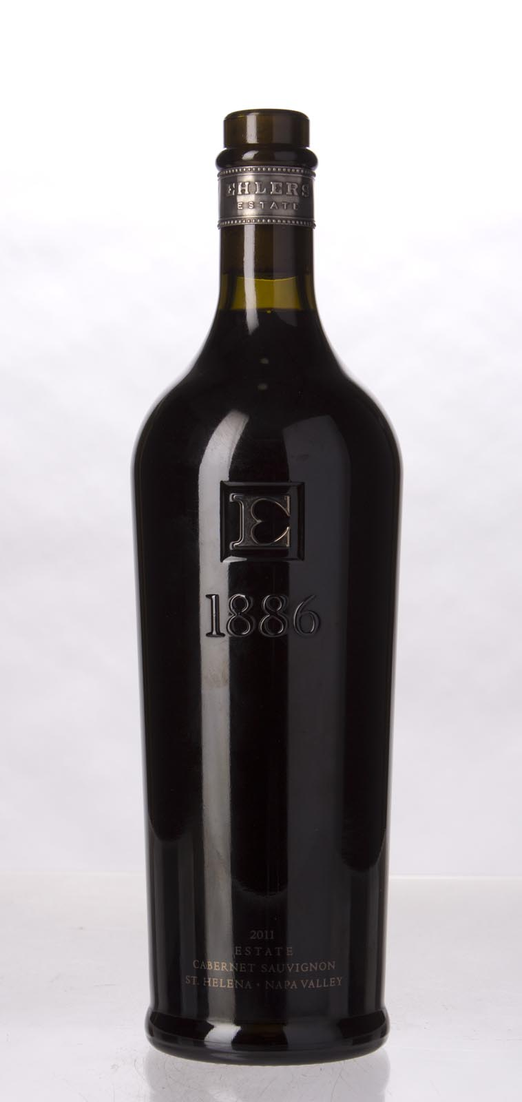 Ehler`s Estate Cabernet Sauvignon St. Helena 1886 2011, 750mL () from The BPW - Merchants of rare and fine wines.