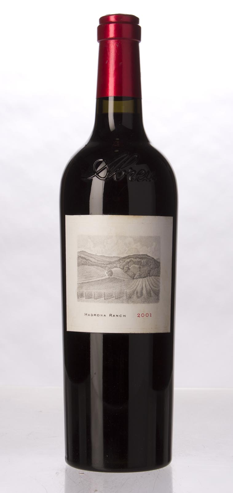 Abreu Cabernet Sauvignon Madrona Ranch 2001, 750mL (WA100) from The BPW - Merchants of rare and fine wines.