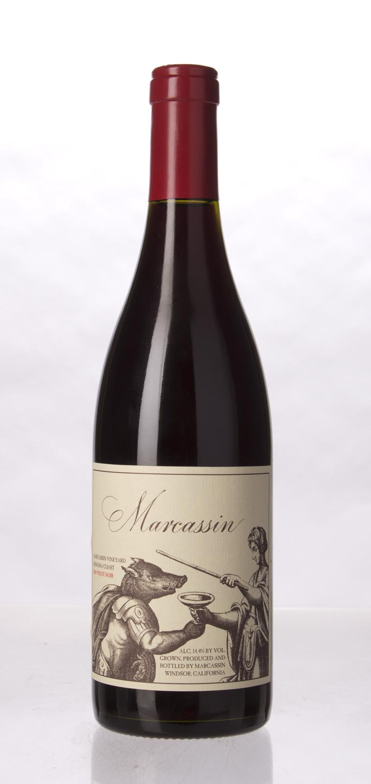 Marcassin Pinot Noir Marcassin Vineyard 2004, 750mL (WA98+) from The BPW - Merchants of rare and fine wines.