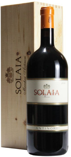 Antinori Solaia 2012, 1.5L (JS97, WE97) from The BPW - Merchants of rare and fine wines.