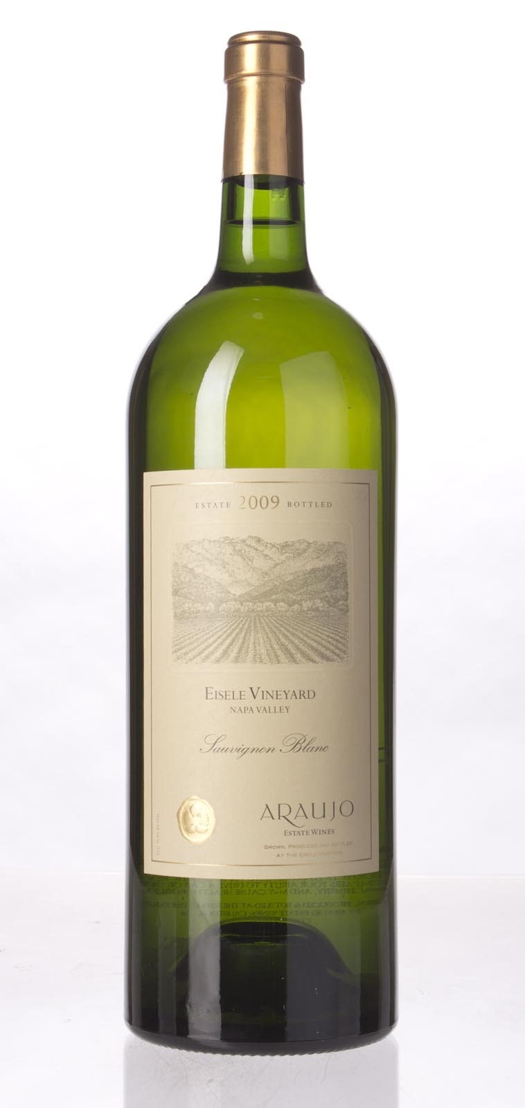 Araujo Estate Sauvignon Blanc Eisele Vineyard 2009, 1.5L (JS96) from The BPW - Merchants of rare and fine wines.
