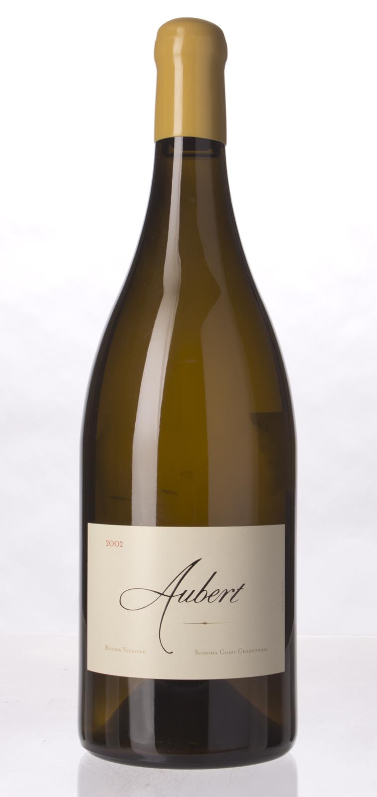 Aubert Chardonnay Ritchie Vineyard 2002, 1.5L (WA95, ST96) from The BPW - Merchants of rare and fine wines.