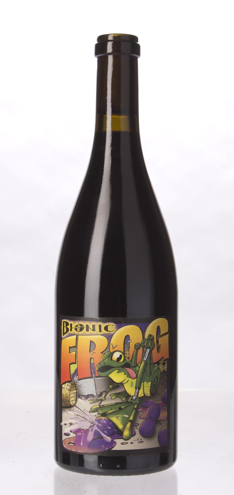 Cayuse Vineyards Syrah Bionic Frog 2004, 750mL (WA99) from The BPW - Merchants of rare and fine wines.