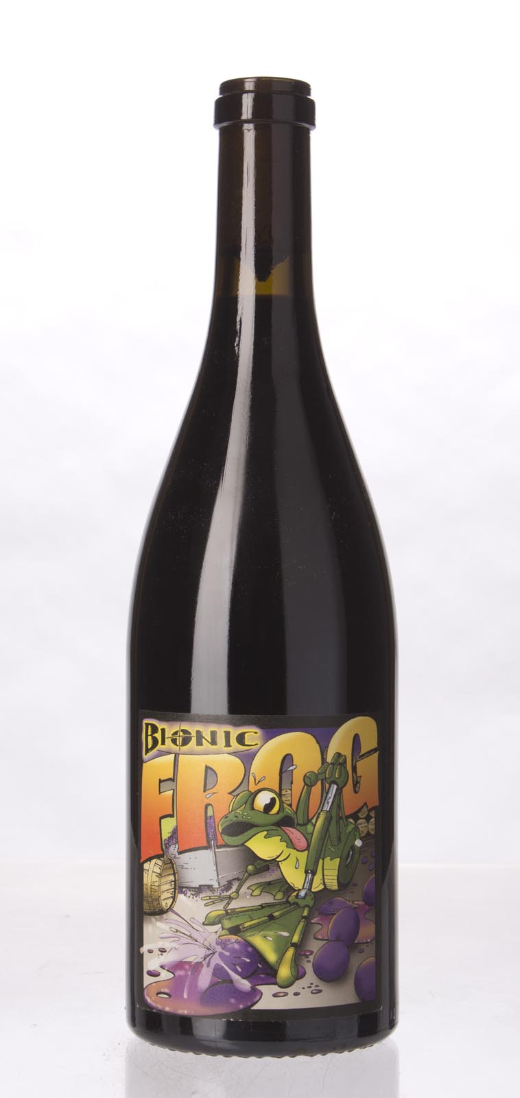Cayuse Vineyards Syrah Bionic Frog 2005, 750mL (WA99) from The BPW - Merchants of rare and fine wines.