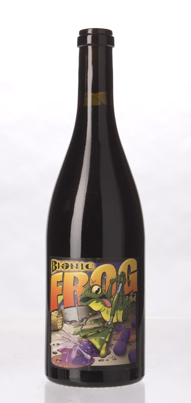 Cayuse Vineyards Syrah Bionic Frog 2006, 750mL (WA99) from The BPW - Merchants of rare and fine wines.