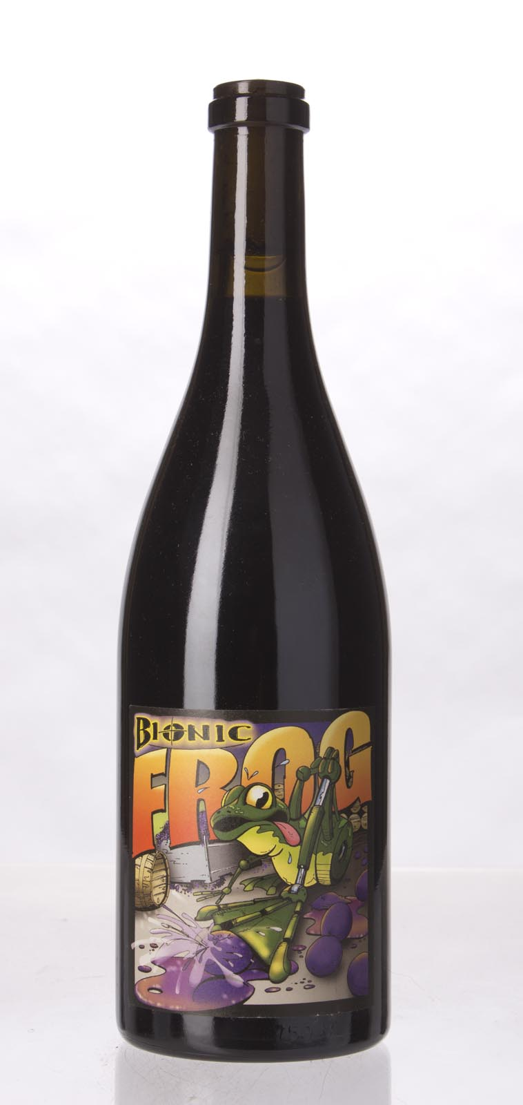 Cayuse Vineyards Syrah Bionic Frog 2007, 750mL (WA95, ST95, WS95) from The BPW - Merchants of rare and fine wines.