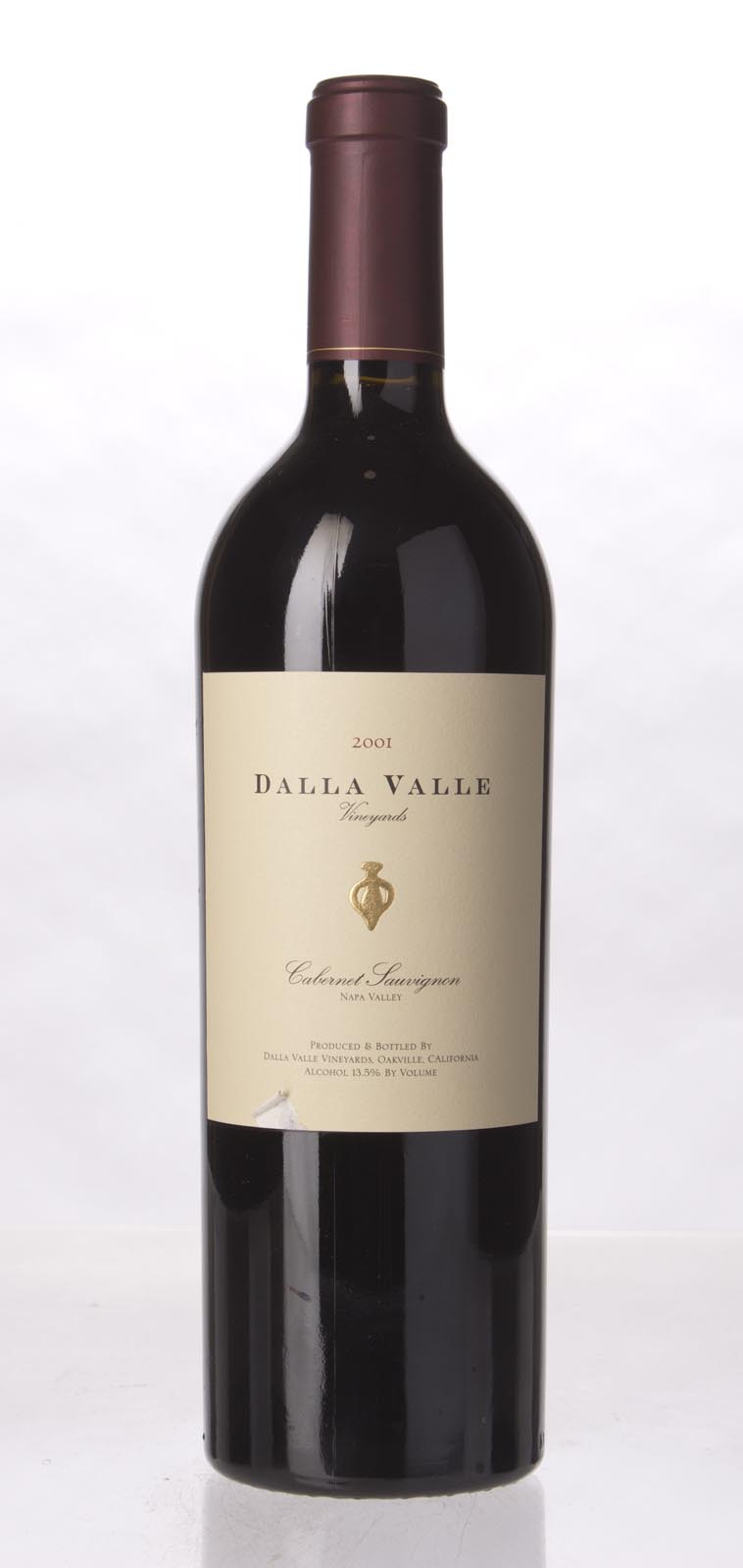 Dalla Valle Cabernet Sauvignon Estate 2001, 750mL (WA94+, ST93) from The BPW - Merchants of rare and fine wines.