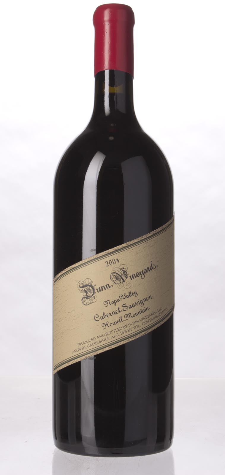 Dunn Cabernet Sauvignon Howell Mountain 2004, 1.5L (WA94, ST93+) from The BPW - Merchants of rare and fine wines.