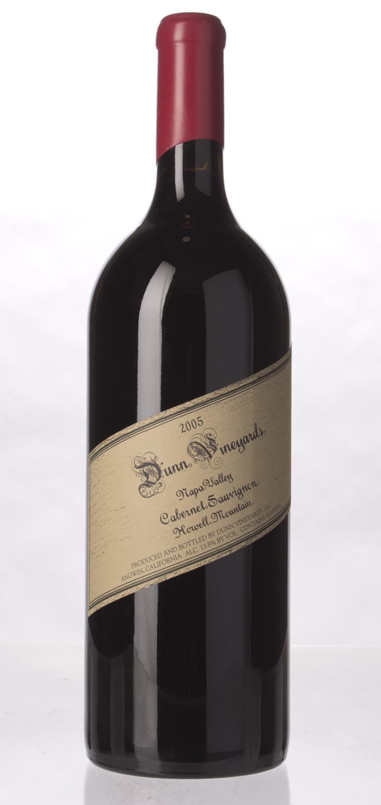 Dunn Cabernet Sauvignon Howell Mountain 2005, 1.5L (ST93) from The BPW - Merchants of rare and fine wines.