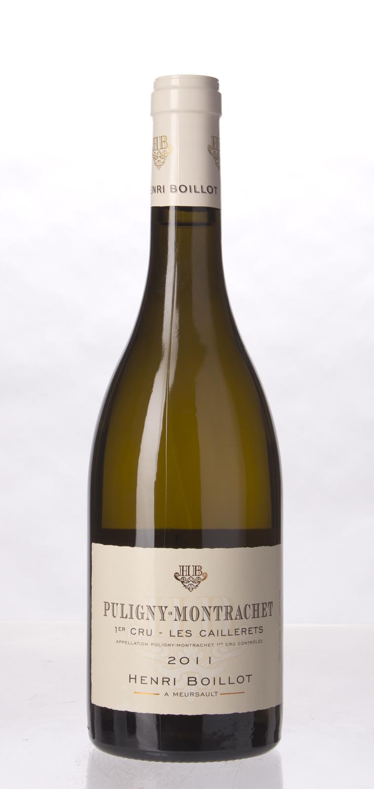 Henri Boillot Puligny Montrachet les Caillerets 2011,  (WA93-95) from The BPW - Merchants of rare and fine wines.