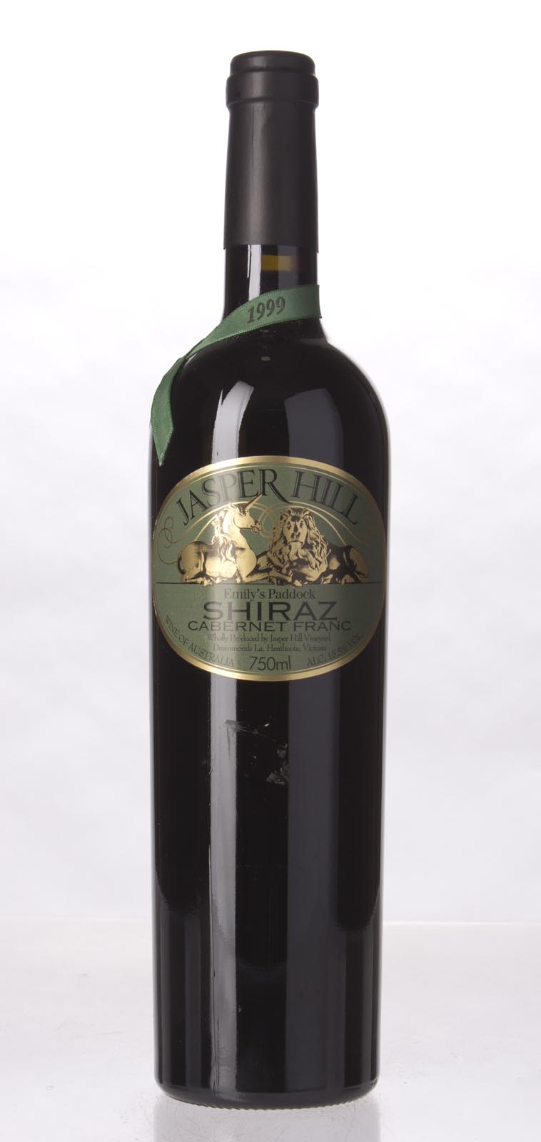 Jasper Hill Shiraz Emily`s Paddock 1999, 750mL () from The BPW - Merchants of rare and fine wines.