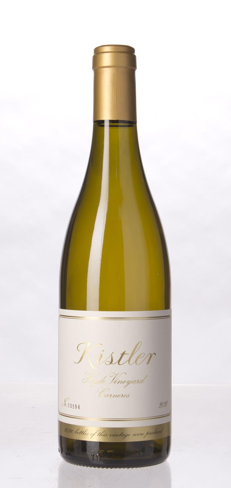 Kistler Chardonnay Hyde Vineyard 2010, 750mL (WA95+, ST95) from The BPW - Merchants of rare and fine wines.