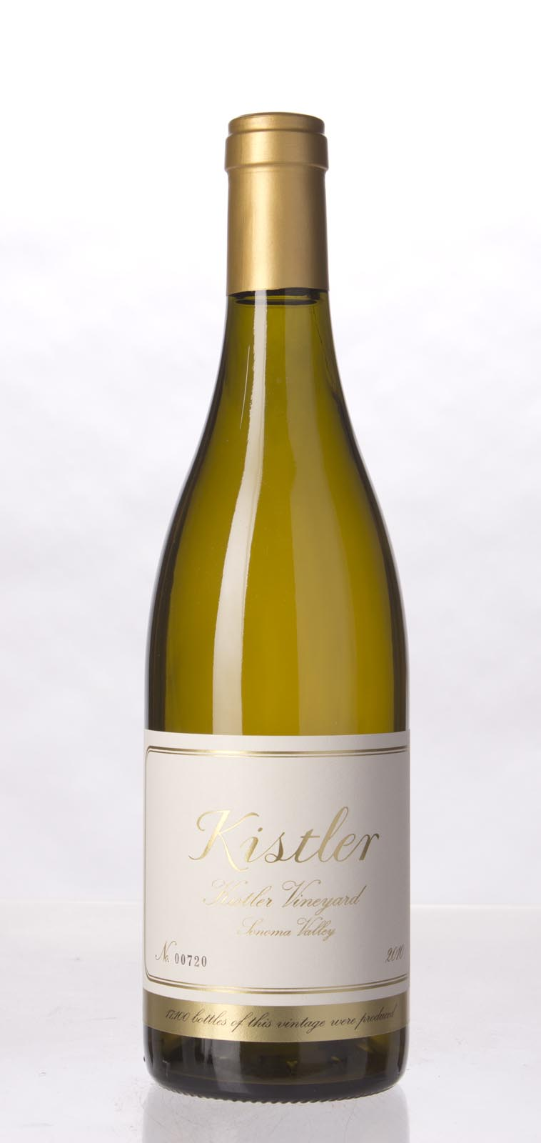 Kistler Chardonnay Kistler Vineyard 2010, 750mL (WA92, ST94) from The BPW - Merchants of rare and fine wines.